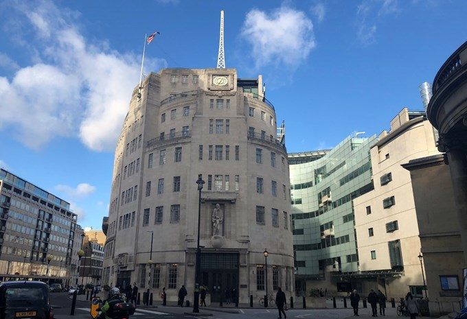 Broadcasting House, W1